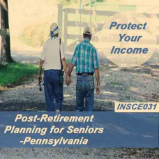 Pennsylvania:  5 hr CE - Post-Retirement Planning for Seniors